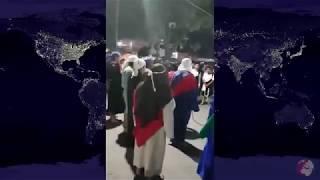 Actor ebrio interpreta a Cristo en Tlaxcala