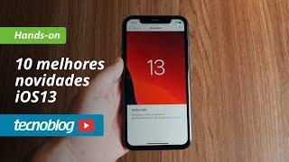 10 melhores novidades do iOS 13  Handson Tecnoblog