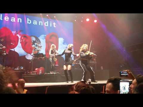 Clean Bandit - Symphony (Live @ GruVillage Festival Torino 19/07/2017)
