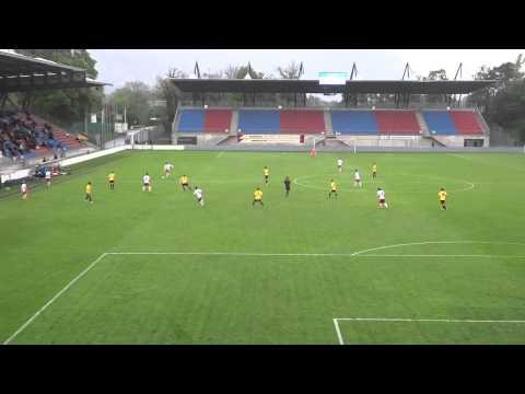 Liechtenstein Cup Final: FC Vaduz - Eschen Mauren 6:0. 1.05.2014