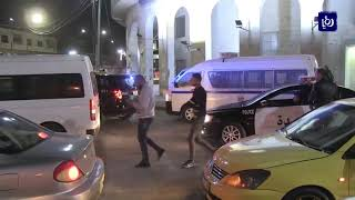 اصابة ضابطين في عملية لمكافحة المخدرات - (14-11-2018)