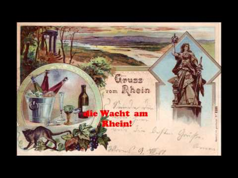 Die Wacht am Rhein (mit text) #3