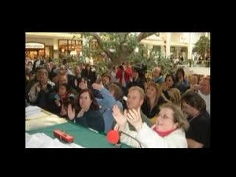 Dick Biondi True Oldies 947 Toy Drive 2006 Video Montage