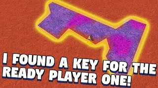 roblox ready player one copper key