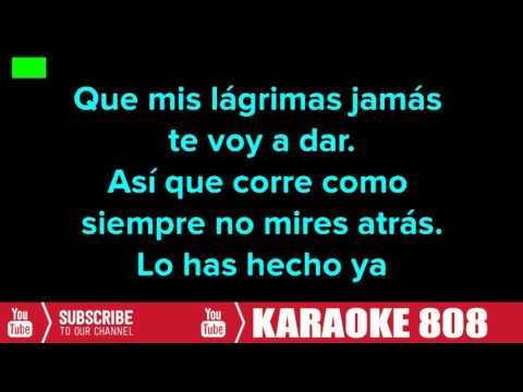 JESSE & JOY LYRICS - ¡Corre! - Karaoke 808