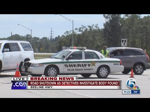 Body Found Near Beeline Highway