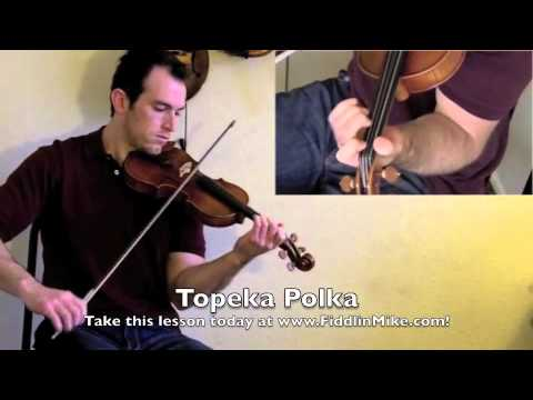 Topeka Polka - Contest Style