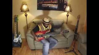 status eclipse artist 5 string bass demo