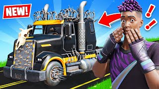 New SECRET CAR TRICK is OVERPOWERED in Fortnite!