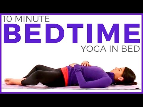 10-minute-bedtime-yoga-in-bed- -relaxing-bedtime-yoga-routine