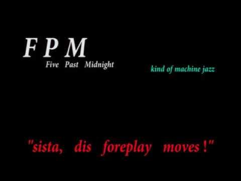 "FPM-Grenzenlos 2018  ""Sista, dis foreplay moves"""