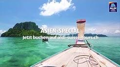 ALDI SUISSE TOURS - Asien-Special