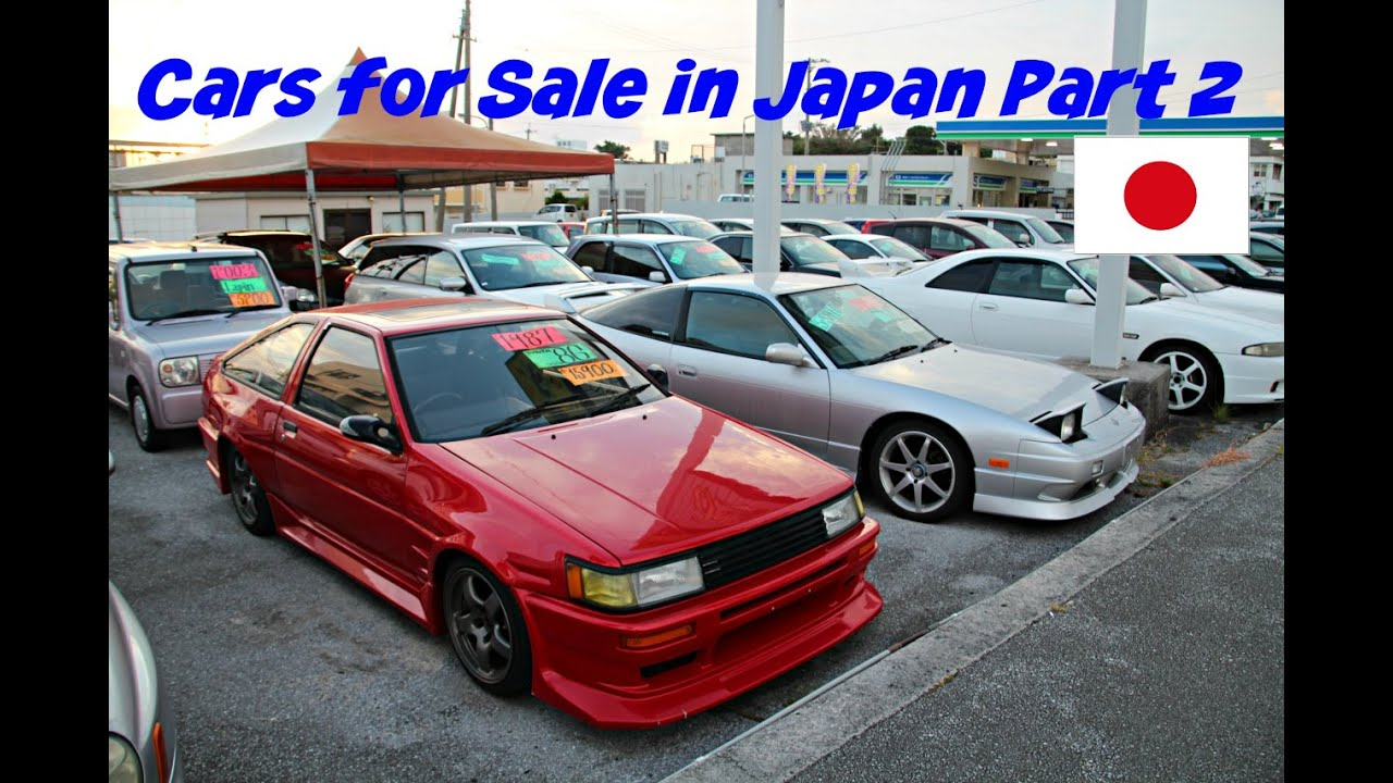 Cars For Sale In Japan Part YouTube - 2016 sports cars for sale