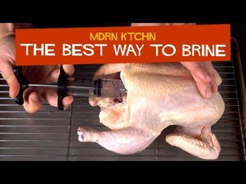 Save The Best Way to Brine - MDRN KTCHN Pictures
