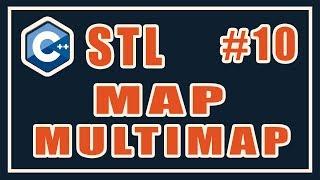 MAP | MULTIMAP | Ассоциативные контейнеры | Библиотека стандартных шаблонов (stl) | Уроки | C++ #10