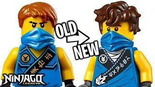 Nya VS Minifigs njo542 70675 LEGO® Ninjago