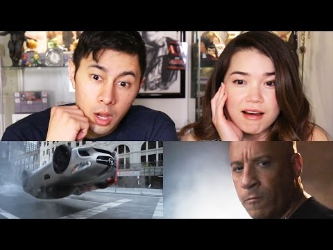 THE FATE OF THE FURIOUS Trailer #1| Reaction & Discussion