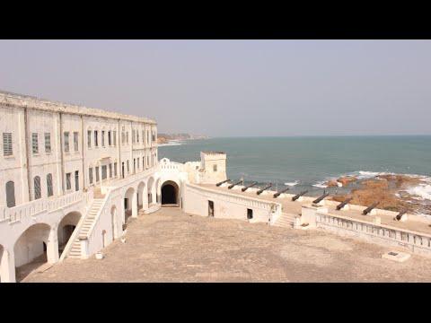 VLOG   Cape Coast Castle   Trans-Atlantic Slave Trade