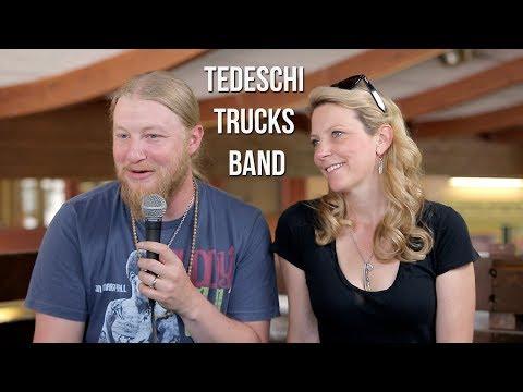 Tedeschi Trucks Band Talk About Their Influences
