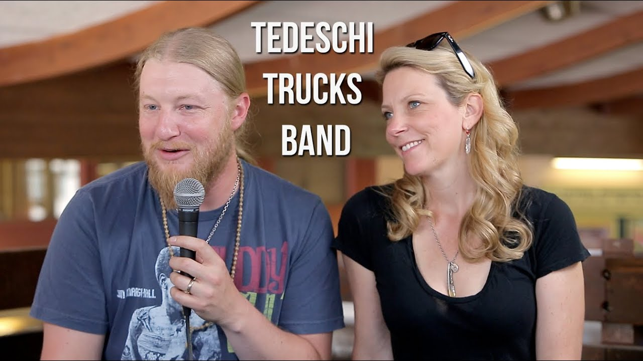 tedeschi trucks band talk about their influences youtube. Black Bedroom Furniture Sets. Home Design Ideas