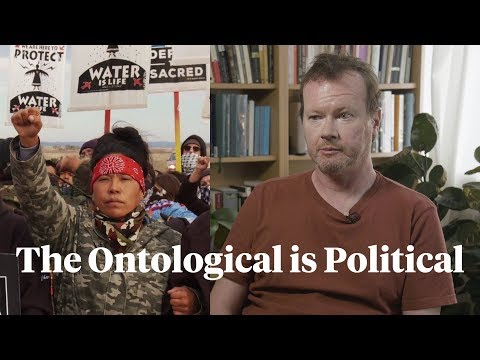 The Ontological is Political: Timothy Morton