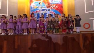 Q-dees Annual Concert 2013---Taman Midah