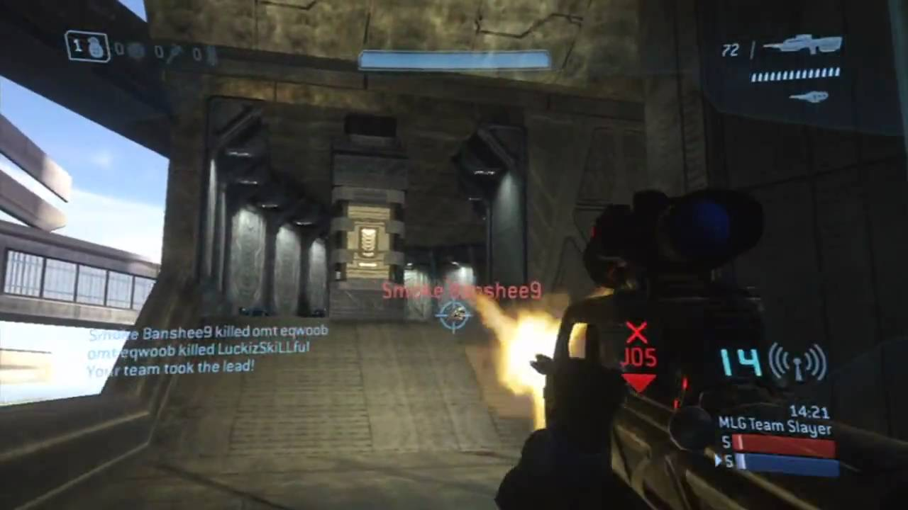 Halo 3 | MLG Gameplay (Live Voices) | Construct Slayer