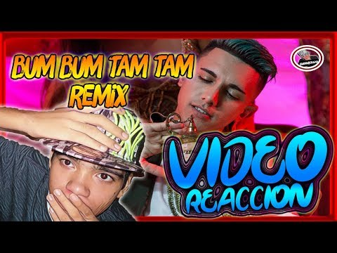 Mc Fioti ft Future J Balvin - Bum Bum Tam Tam (Audio oficial) *Video Reaccion*