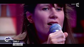 """Camille """"Suis-moi"""" - C à vous - 24/06/2015"""