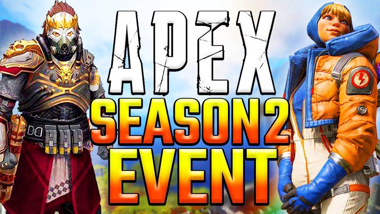 Apex Legends Season 2 Event Leaks! Map Changes + Leviathans