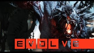 EVOLVE | Vier Noobs vernichten Monster!