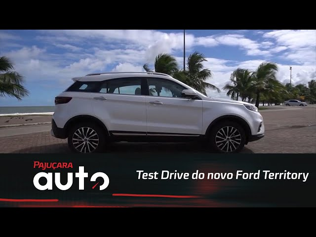 Retrospectiva 2020: Test Drive do novo Ford Territory