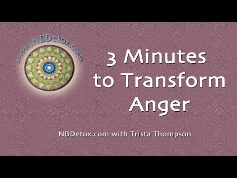 Min Anger Management Technique You Must Try