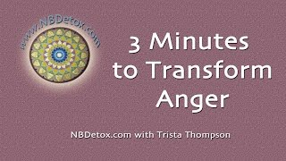 3 min Anger Management Technique you must try!