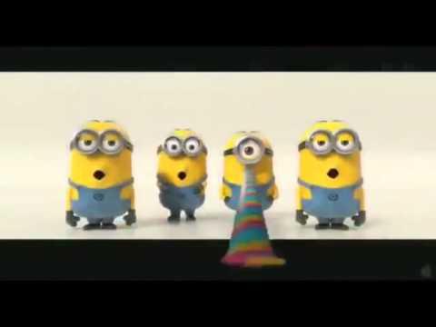 Миньоны: картинки с видео -