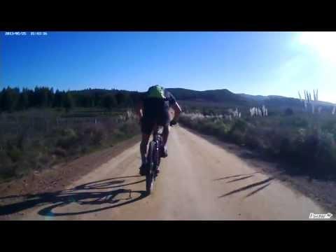 MTB-LOS CHARRUAS MTB video (GUSTAVO CRIZUL) maldonado/uruguay