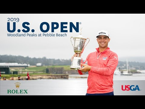 2019 U.S. Open: Woodland Peaks At Pebble Beach