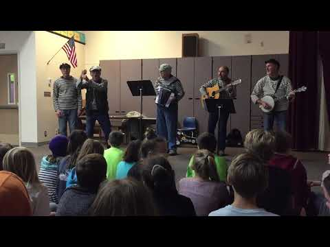 Shifty Sailors - South Whidbey Elementary School - September 20, 2019