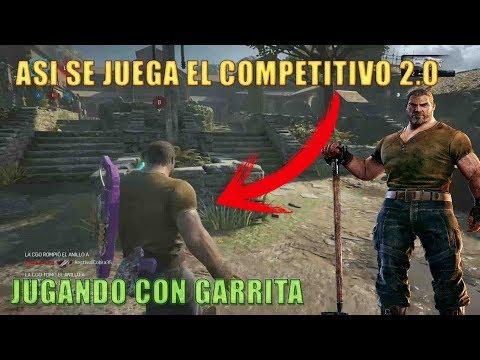 Asi Se Juega El Competitivo 2.0 l Gears Of War 4 l Jugando Con Wallbounce
