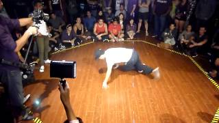 9th Annual Focus OC Dance Competition 2013 - Lil Rock vs iRawb - Bboy - Finals