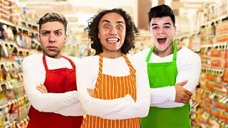 HIDE & SEEK IN THE GROCERY STORE! - GMod Funny Moments