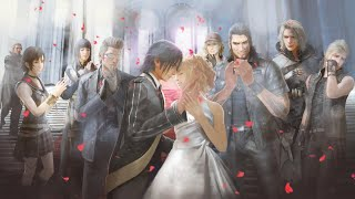 Relaxing Final Fantasy XV Music