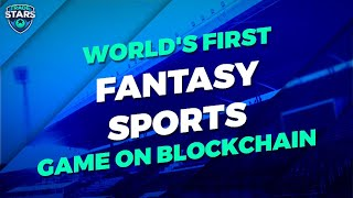 World's First Fantasy Sports Game On Blockchain !! |TradeStars|