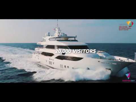 Abu Dhabi International Boat Show 2018 Promo