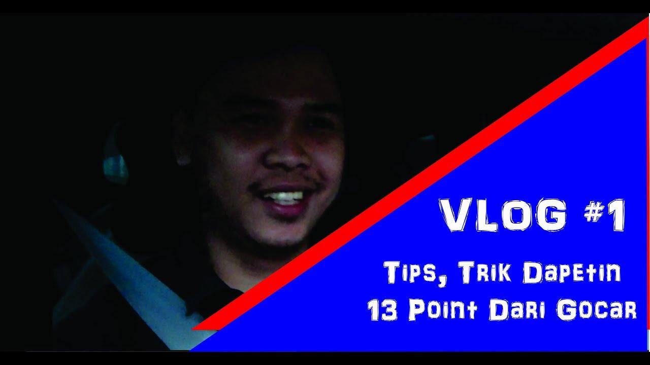 DRIVER VLOG#1  Trik dapet bonus gocar dengan cepat #1