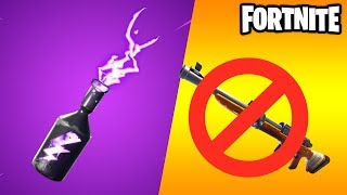 Fortnite-undo purchase, Storm Bottle and Rifles in the Vault | Patch 9.20