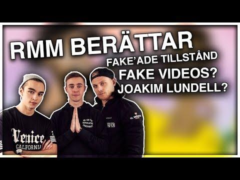 RMM OM FEJK-TILLSTÅND, JOAKIM LUNDELL & KVINNOR **HELA AVSNITTET**
