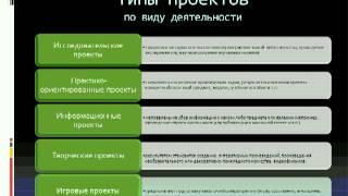 Организация проектной деятельности учащихся при изучении русского языка в 5-11 классах
