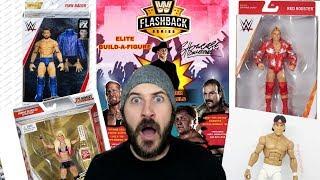 New WWE Mattel Action Figure News - New Figure Images & Info