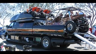 Ford F 750 Dunkel Luxury Hauler 4х4 машина для путешествий(Самые крутые тачки, самоделки, трактора и спортивные авто - новинки Подпишись на канал - https://www.youtube.com/channel/UC6F..., 2016-01-09T18:08:04.000Z)